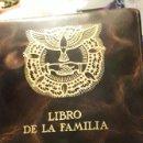 Libros de segunda mano: LIBRO DE FAMILIA 1955. Lote 169233862