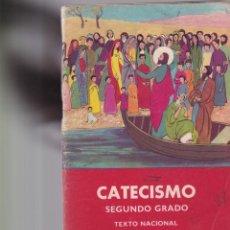 Libri di seconda mano: CATECISMO- SEGUNDO GRADO - MADRID 1958. Lote 169435340
