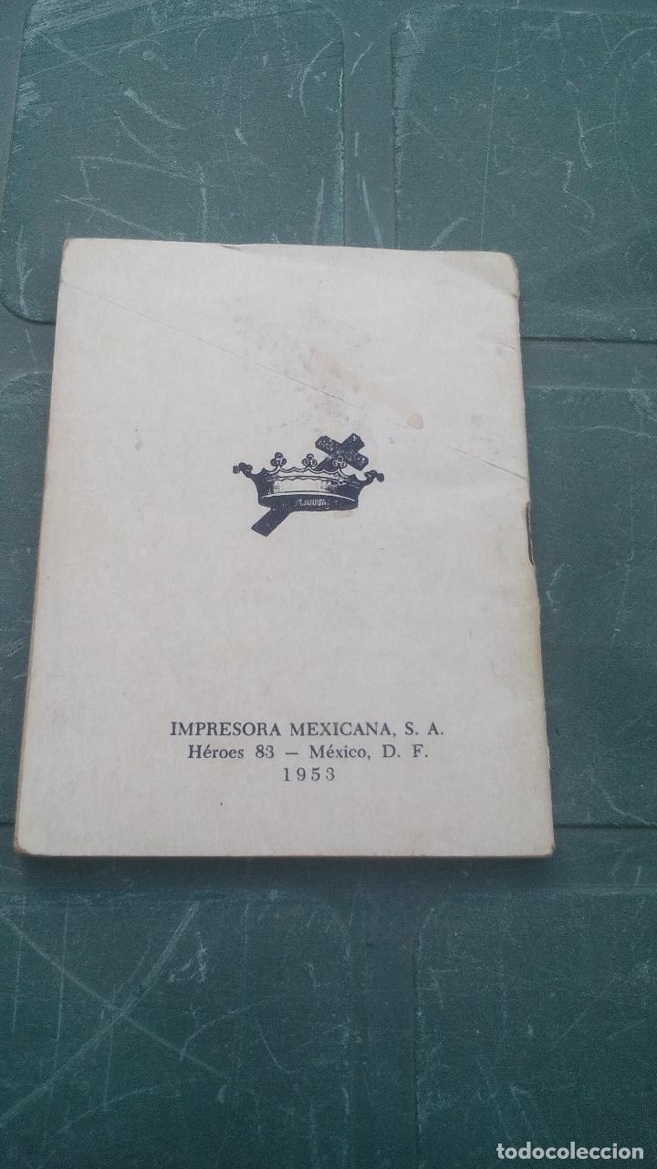 Libros de segunda mano: EL EVANGELIO DE NUESTRO SEÑOR JESUCRISTO SEGUN SAN JUAN - 1953 - 64 PAGINAS - Foto 4 - 169598056