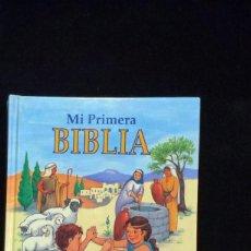 Libros de segunda mano: MI PRIMERA BIBLIA - VERBO DIVINO - 1991. Lote 169817796