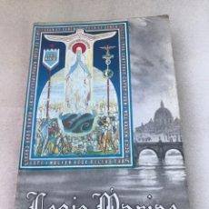 Libros de segunda mano: LEGIO MARIAE. 1991.. Lote 170193269