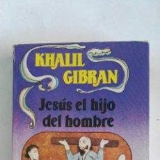 Libros de segunda mano: JESÚS EL HIJO DEL HOMBRE. Lote 170441869