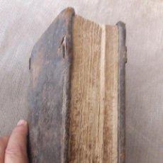 Libros de segunda mano: BREVIARIUM ROMANUM EX DECRETO SACRO-SANCTI CONCILI TRIDENTINI RESTITUTUM MDCCLXX . Lote 170649805