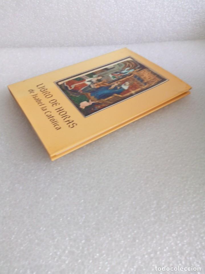 Libros de segunda mano: LIBRO DE HORAS DE ISABEL LA CATÓLICA / MATILDE LÓPEZ SERRANO - Foto 2 - 170659135