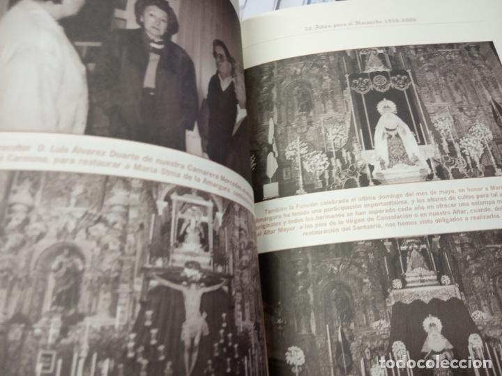 Libros de segunda mano: 50 ANIVERSARIO MUCHACHOS DE CONSOLACION UTRERA -1956-2006 - Foto 2 - 170983628