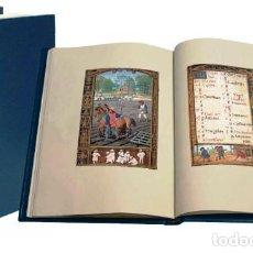 Libros de segunda mano: LIBRO DE HORAS DEL GOLF, C. 1530. Lote 171052280