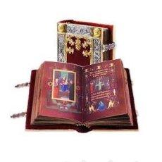 Libros de segunda mano: LIBRO DE HORAS DURAZZO, SIGLO XVI (5*). Lote 171054039