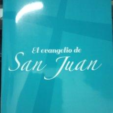 Libros de segunda mano: EL EVANGELIO SAN JUAN --VERSION REINA VALERA-. Lote 171061069