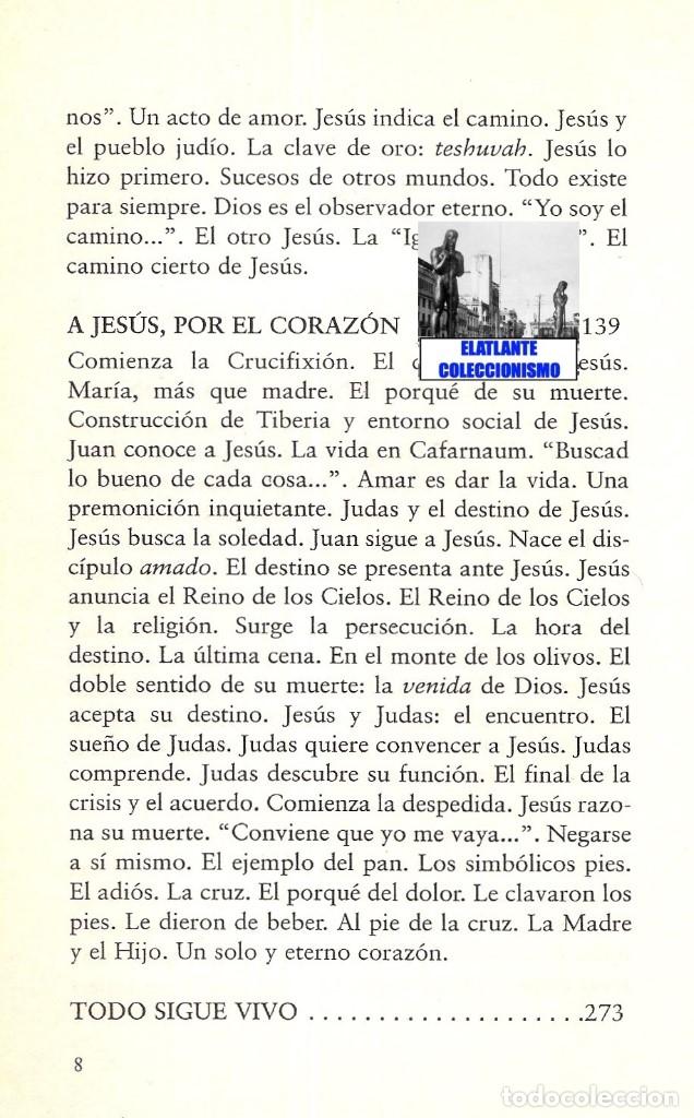 Libros de segunda mano: YO SOY EL CAMINO - LA VERDAD CIENTÍFICA DE JESÚS - FÉLIX GRACIA - NEUQUEN - RARO - CON CD - 18 EUROS - Foto 8 - 171116610