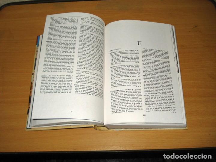 Libros de segunda mano: DICCIONARIO ILUSTRADO DE LA BIBLIA (DR. WILTON M. NELSON). EDITORIAL CARIBE INC. NASHVILLE (USA). - Foto 5 - 171165532