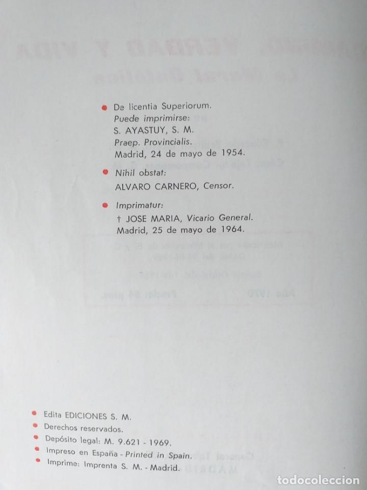 Libros de segunda mano: CAMINO VERDAD Y VIDA - Foto 2 - 171202247
