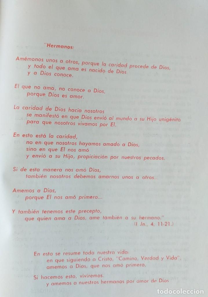 Libros de segunda mano: CAMINO VERDAD Y VIDA - Foto 3 - 171202247