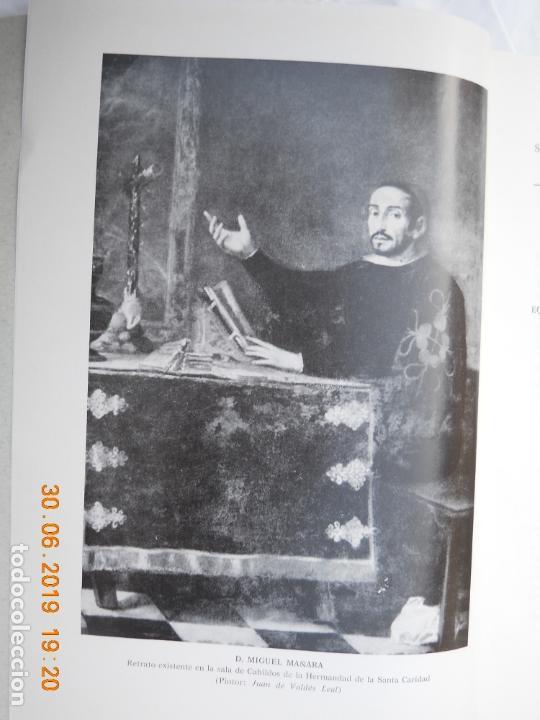 Libros de segunda mano: MICHAELIS MAÑARA , OFICIO DE CANONIZACION MIGUEL DE MAÑARA HISPALEN Nº 71 EN CASTELLANO - Foto 2 - 171355469
