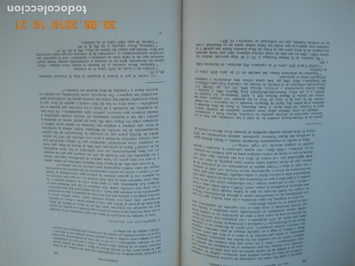 Libros de segunda mano: MICHAELIS MAÑARA , OFICIO DE CANONIZACION MIGUEL DE MAÑARA HISPALEN Nº 71 EN CASTELLANO - Foto 4 - 171355469