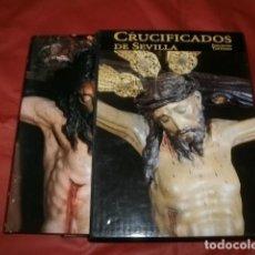 Libros de segunda mano: CRUCIFICADOS DE SEVILLA TOMOS III Y IV EDICIONES TARTESSOS. Lote 171406867