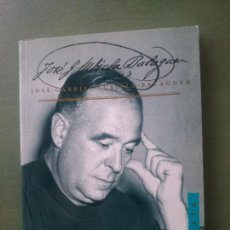 Libros de segunda mano: BIOGRAFIA DE JOSE GABRIEL SUBIELA BALAGUER. Lote 171546508