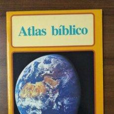 Libros de segunda mano: ATLAS BÍBLICO. Lote 171554113