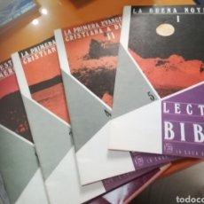 Libros de segunda mano: CURSO DE INICIACIÓN A LA BIBLIA LA CASA DE LA BIBLIA. Lote 171605097