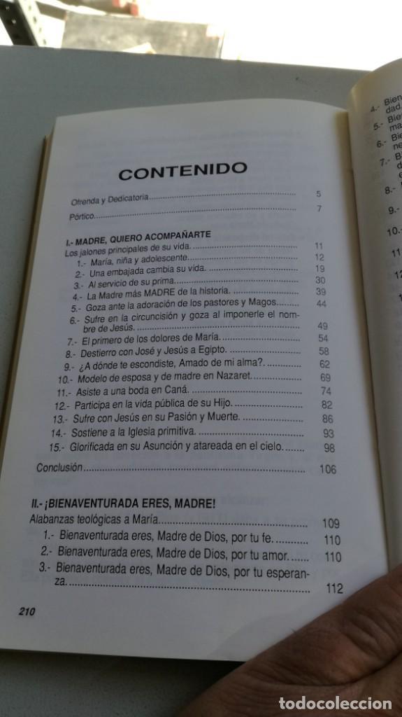 Libros de segunda mano: COLOQUIOS CON MARIA/ RAFAEL Mª LOPEZ MELUS/ F305 - Foto 7 - 171692028