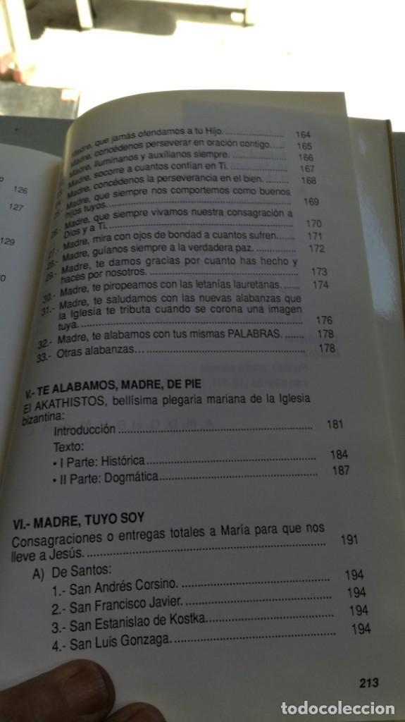 Libros de segunda mano: COLOQUIOS CON MARIA/ RAFAEL Mª LOPEZ MELUS/ F305 - Foto 10 - 171692028