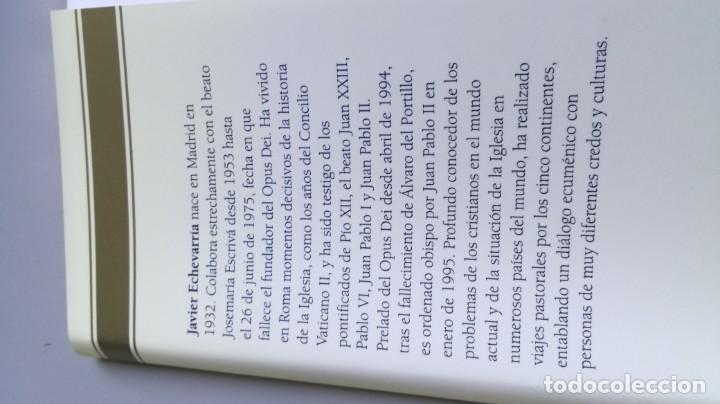 Libros de segunda mano: ITINERARIOS DE VIDA CRISTIANA/ JAVIER ECHEVARRIA/ F305 - Foto 6 - 171693457