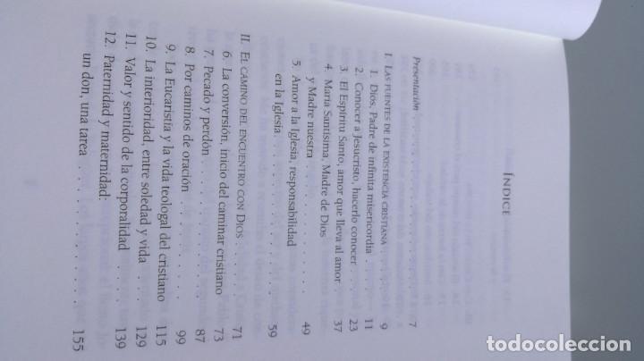 Libros de segunda mano: ITINERARIOS DE VIDA CRISTIANA/ JAVIER ECHEVARRIA/ F305 - Foto 9 - 171693457