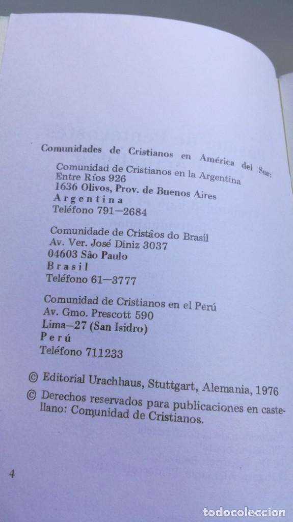 Libros de segunda mano: PASCUA DE PENTECOSTES EN LA ACTUALIDAD/ FIEDRICH BENESCH/ F305 - Foto 5 - 171694017