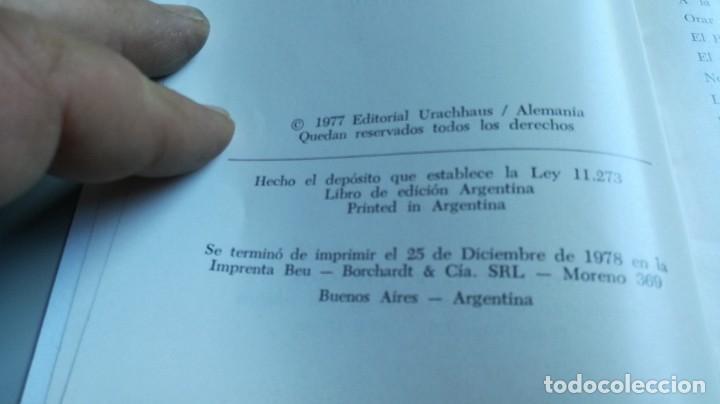 Libros de segunda mano: LA ORACION / HANS WERNER / F305 - Foto 4 - 171694294