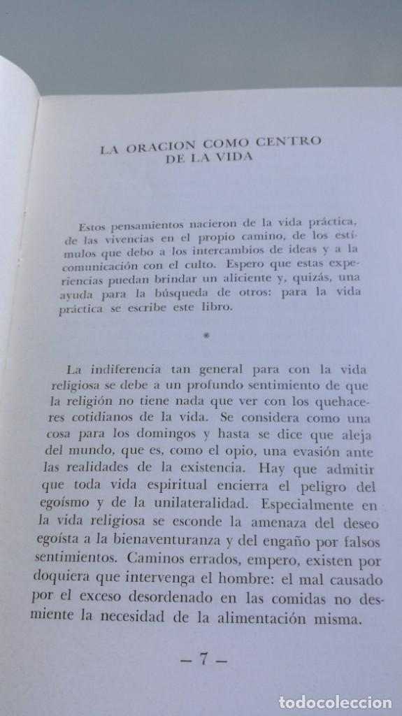 Libros de segunda mano: LA ORACION / HANS WERNER / F305 - Foto 6 - 171694294