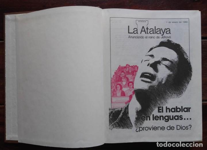 LA ATALAYA AÑO 1980 COMPLETO (Libros de Segunda Mano - Religión)