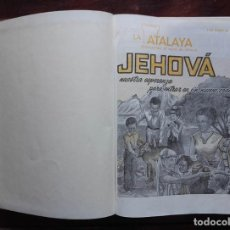 Libros de segunda mano: LA ATALAYA AÑO 1982 COMPLETO. Lote 171696565