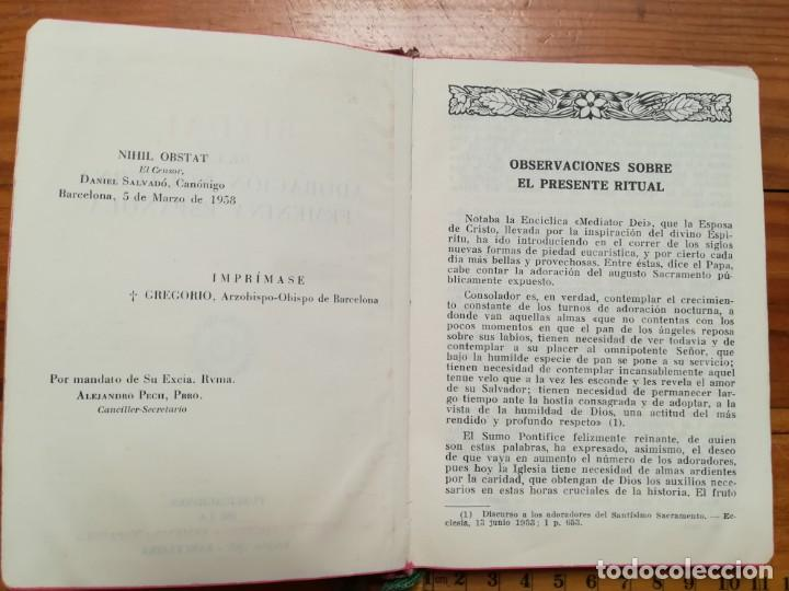 Libros de segunda mano: Ritual de la adoración nocturna femenina 1958 - Foto 3 - 171703587