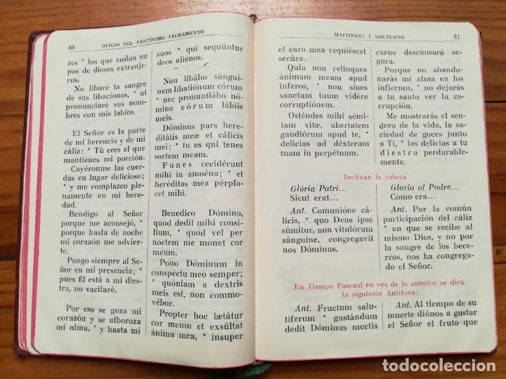 Libros de segunda mano: Ritual de la adoración nocturna femenina 1958 - Foto 4 - 171703587