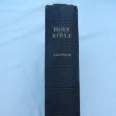 Libros de segunda mano: HOLY BIBLE - CAMBRIDGE AT THE UNIVERSITY PRESS - ILUSTRADA. . Lote 171705592