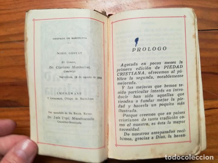 Libros de segunda mano: Piedad Cristiana 1944 - Foto 3 - 171706927