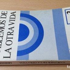 Libros de segunda mano: HABLEMOS DE LA OTRA VIDA - LEONARDO BOFF/ I-102. Lote 171719390