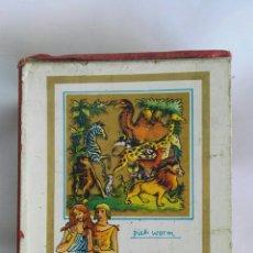 Libros de segunda mano: LA BIBLIA DE LOS NIÑOS ILUSTRADA 3 VOL. 1962. Lote 171839102