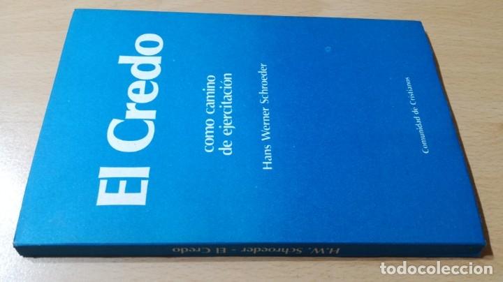EL CREDO COMO CAMINO DE EJERCITACION - HANS WERNER/ TEXTO 31 (Libros de Segunda Mano - Religión)