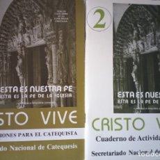 Libros de segunda mano: CRISTO VIVE. Lote 172349039