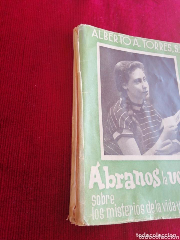 Libros de segunda mano: Ábranos la verdad sobre los misterios de la vida y del amor. Alberto A. Torres, S. L. - Foto 2 - 172626623
