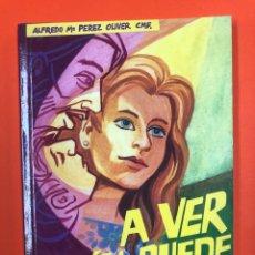 Libros de segunda mano: A VER QUIEN PUEDE MAS - ALFREDO Mª PEREZ OLIVER - COMETA 1996. Lote 172680148