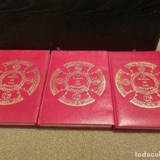 Libros de segunda mano: LA BIBLIA DE LOS JOVENES........ILUSTRADA.....TRES TOMOS.......1974...... Lote 172843673