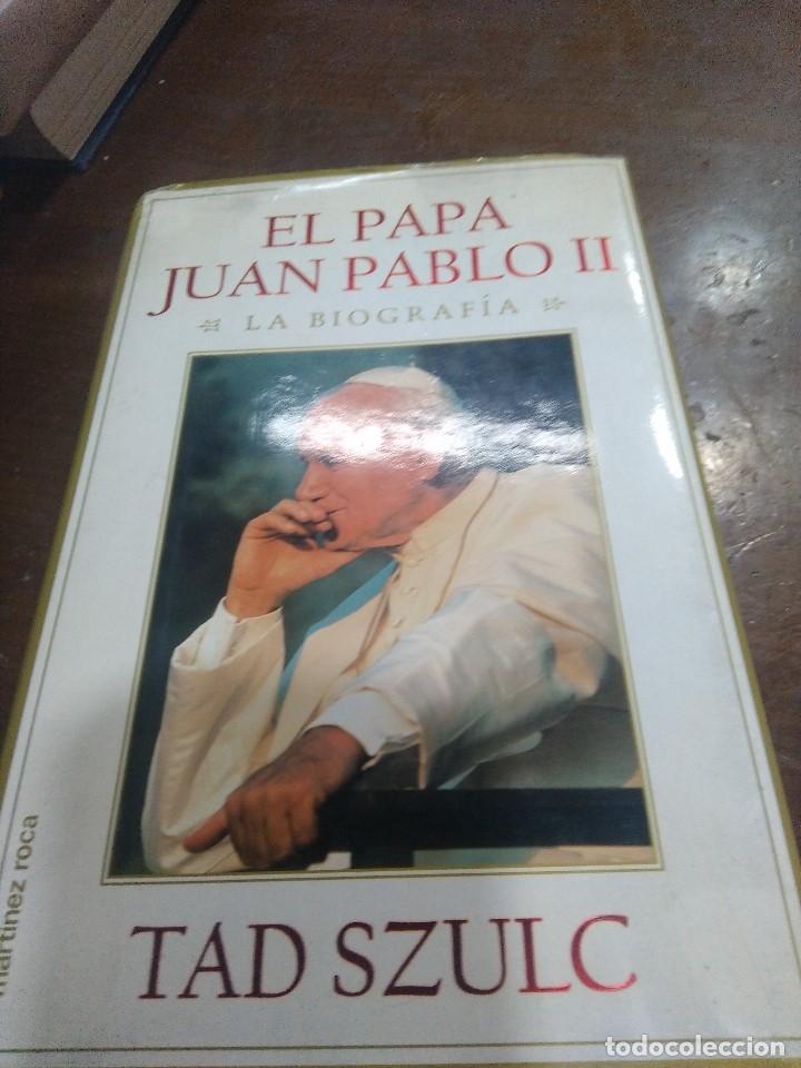 EL PAPA JUAN PABLO II (Libros de Segunda Mano - Religión)