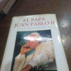 Libros de segunda mano: EL PAPA JUAN PABLO II. Lote 173007340
