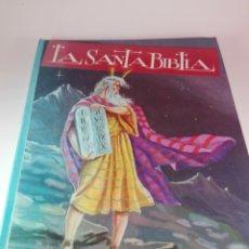 Libros de segunda mano: LIBRO-LA SANTA BIBLIA-EDITORIAL VASCO AMERICANA(BILBAO)-1963-EXCELENTE-VER FOTOS.. Lote 173505933