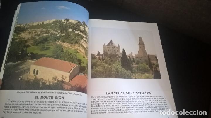 Libros de segunda mano: ESTA TIERRA DE DIOS POR SAMI AWWAD. UNA TIERRA- TRES RELIGIONES. - Foto 3 - 173580002