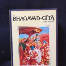 Libros de segunda mano: EL BHAGAVAD-GITA TAL COMO ES. Lote 173804817