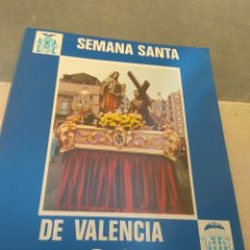 Libros de segunda mano: LIBRO - PROGRAMA SEMANA SANTA DE VALENCIA 1981 -. Lote 173821942