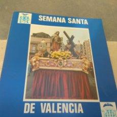 Libros de segunda mano: LIBRO - PROGRAMA SEMANA SANTA DE VALENCIA 1981 -. Lote 173821957