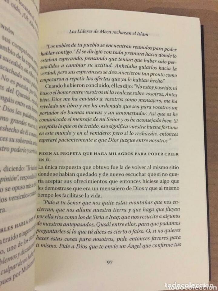 Libros de segunda mano: MUHAMMAD EL SELLO DE LOS PROFETAS - Foto 3 - 174018479